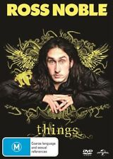 Ross Noble: Things DVD NEW
