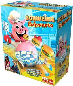Goliath 30341 Schweine Schwarte Kinder-Gesellschaftsspiel   ausgezeichnetes Kind
