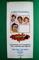 L08 Plakat Leiche Für Lady Lando Buzzanca Franken Francs C.Ingrassia