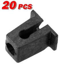 20x Nylon Front Rear Bumper Boot Lining Clips Screw Grommet for VW Corrado Fox