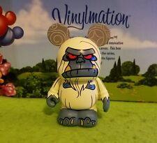 "Disney Vinylmation Park 3"" Cartoon Set 1 Mickey Mouse Yodelberg Yeti Chaser"