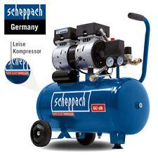 Scheppach HC24Si Silent Kompressor Ölfrei Flüsterkompressor Druckluft Leise