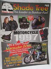 Shade Tree Catalog #45 Motorcycle 1997 Helmets Leather Saddlebags Gloves etc...