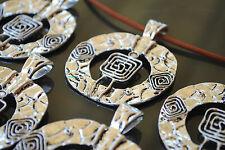 2 Colgantes Grande Zamak,abalorios,bisuteria,pendant,pendentif,ciondolo,anhänger
