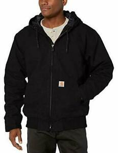 Carhartt Mens Active X-LARGE WASHED DUCK INSULATED ACTIVE JAC  NEW  w/ TAGS