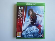 Mirror's Edge: Catalyst  on Xbox One in MINT Condition