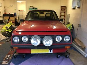 1978/T Ford Escort Mk2 RS2000 Custom Matching Numbers for Restoration