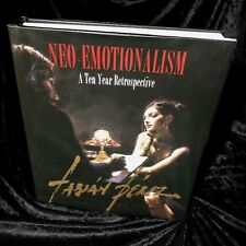 SIGNED! VERY RARE! DELUXE, LIMITED EDITION, Fabian Perez, Neo Emotionalism Book