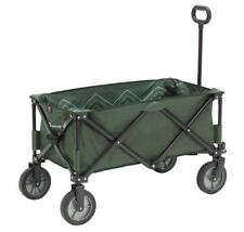 Outwell transporter Camping Wagon / Festival Trolley Green  - RRP £99.99 -