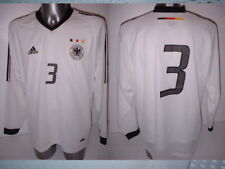 Germany Deutschland Adult XL Match 3 Shirt Jersey Player Soccer Trikot Adidas