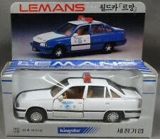 Kingstar 4 x Daewoo Le Mans 1:35 new in Box very rare see pictures free shipping