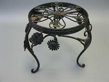 Flower Stand Side Table Metal Plant Stand Flower Stand 32 cm Cottage
