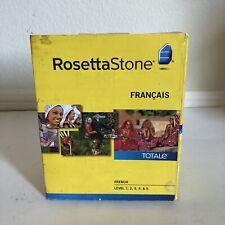 Rosetta Stone French Volume4 Level 1-5