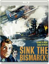 Sink The Bismarck Eureka Classics Blu-ray Edition