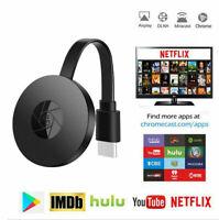 5G Chromecast 4th Generation 1080HD HDMI Media Video Digital Streamer G6 Dual-co