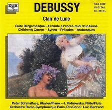 Debussy: Clair de lune/CD (ZYX Classic CLS 4029)