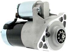 New Starter For New Holland Tc29da Tc30 Tc31da Tc33 Diesel 3 Cyl