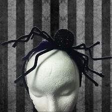 GISELA GRAHAM HALLOWEEN SPIDER HEADBAND BOPPERS HAIR BAND FANCY DRESS ACCESSORY