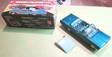 AMT 1961 Pontiac Bonneville Convertible 3-in-1 Annual K-611 Nice Built in Box 61