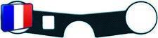 Protection Keiti® T Té de fourche carbone vinyle 3D SUZUKI GSXR 600 04-05