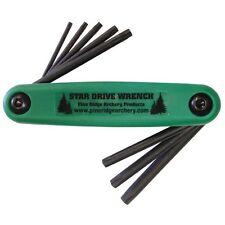 Pine Ridge Archery Archers Star Drive Wrench Set #02526 PSE & Elite Bows