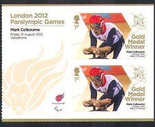 GB 2012 Juegos Paralímpicos/Olimpiadas/Deportes/ganadores de medalla de oro/Mark Colbourne 2 V n36312