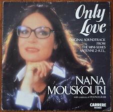 "Nana Mouskouri – Only Love 7"" – CAR 376 – VG"