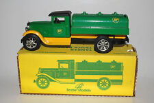 ERTL DIECAST SCALE MODELS BP TANKER TRUCK BANK, EXCELLENT, BOXED