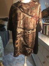 Break Up Infinity Camo Shirt Size Xl