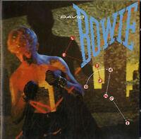 Let's Dance David Bowie CD album (CDLP) UK CDP7460022 EMI 1983