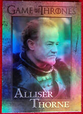 GAME OF THRONES - ALLISER THORNE - Season 4 - FOIL PARALLEL Card #81