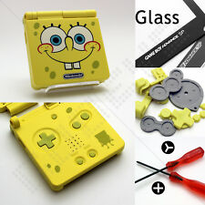 Nuevo Spongebob Squarepants NINTENDO GAME BOY ADVANCE SP GBA caso/Shell/vivienda