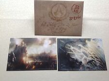 Assassin's Creed Unity limitiertes -2 EXKLUSIVE LITHOGRAPHIE  Neu