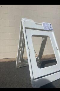 Display sign.  Sandwich Board Frame - (Brand New) 36x24 - Sidewalk Sign