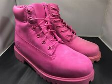 Timberland Junior  6 in premium rose boots size 7 # TB0A148 ( 591)