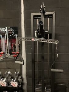 """D Handle lat Pulldown Attachment 