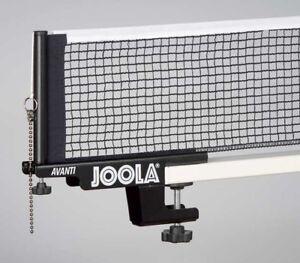 JOOLA Tischtennisnetz AVANTI höhenverstellbar mit Feststellschraube  Tischtennis