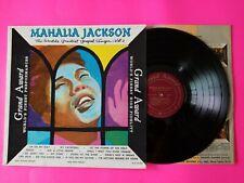 MAHALIA JACKSON: World's Greatest Gospel Singer, Vol 2 GA 33-390 EX/EX