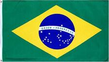 2X3 BRAZIL FLAG NEW 2X3ft BRAZILIAN BRASIL BANNER POLYESTER POLY FLAG