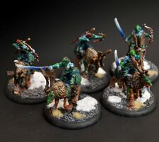 RAPTORS Legion of Everblight unit warmachine hordes COMMISSION painting
