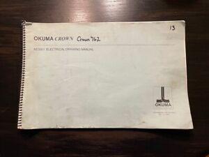 Okuma Crown 762 Electrical drawing Manual