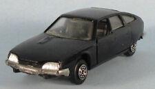 NOREV 1974 Citroen CX 2200 Sedan (Black) 1/43 Scale Plastic Model RARE! Neat!