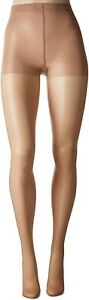 CK 251015 Women's Matte Ultra Sheer Pantyhose Control Top Nude Size A