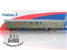 V55  - H0 =DC - MABAR 85004 FURGON EQUIPAJES RENFE DD-5024 - NUEVO  version II