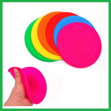 Rubber Puppy Frisbee Pet Dog Safe Exercise Dog Fetch Toy