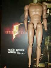 Hot Toys VGM08 Resident Evil Biohazard Albert Wesker Midnight Version Pegs BODY