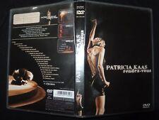 DVD PATRICIA KAAS / RENDEZ VOUS /