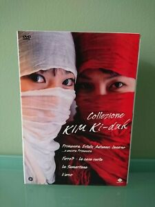 Collezione Kim Ki Duk - Cofanetto 4 Dvd - Ottime Condizioni (fuori catalogo)