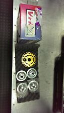 HRC Honda RS125 NX4 VHM cylinder head + Extra inserts JHA Seel RS 125 GP