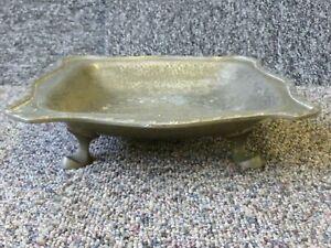 Arts & Crafts Beaten Pewter Bowl Period Pewter 625 Frank Cobb & Co Sheffield